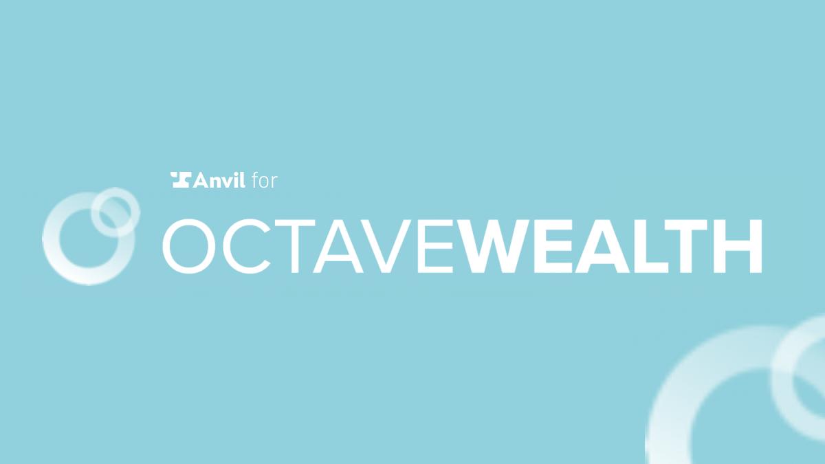 Case Study: Financial Technology Company - Octave Wealth - Logo