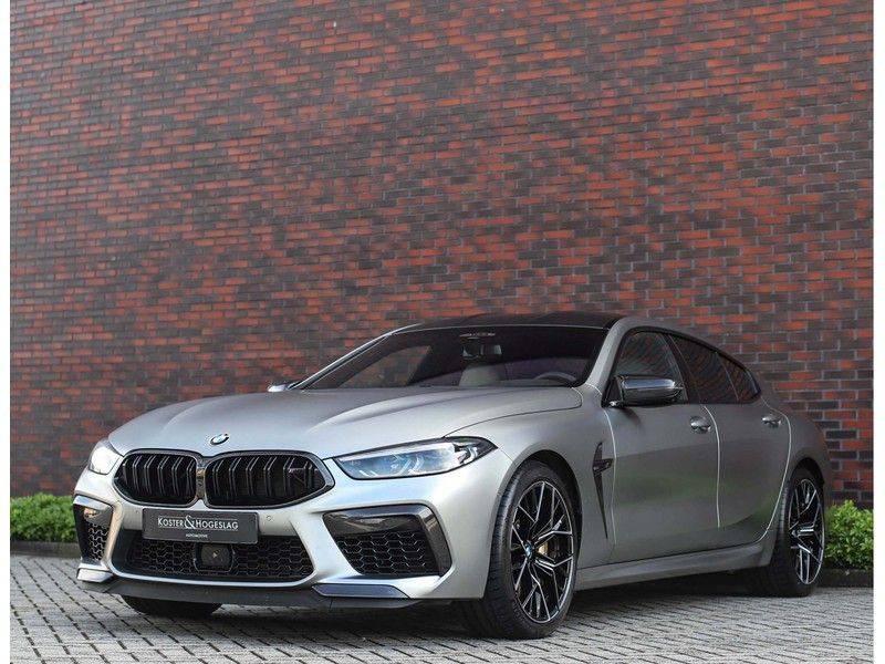 BMW M8 Gran Coupé Competition *Carbon*HUD*B&W Diamond*Vol!* afbeelding 6