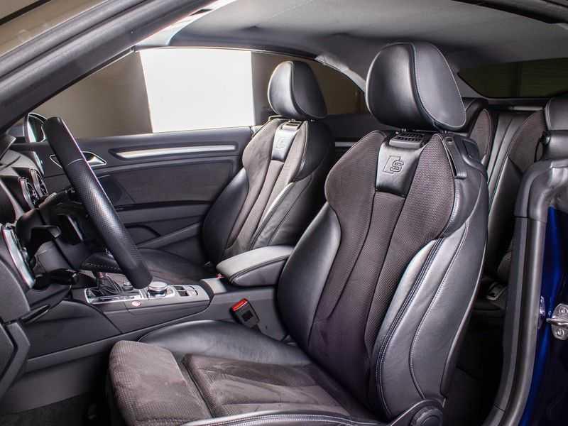 Audi A3 Cabriolet 2.0 TFSI S3 quattro Pro Line Plus   B&O Sound   Massagestoelen   LED   Virtual cockpit   Nekverwarming   afbeelding 16
