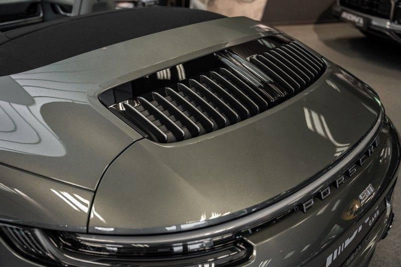 Porsche 911 992 4S Cabrio Unieke Kleurstelling Sport Design Pakket Matrix Carbon 3.0 Carrera 4 S afbeelding 15