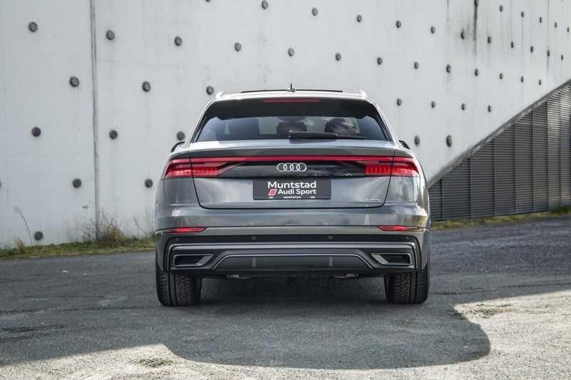 Audi Q8 55 TFSI quattro 340PK | Pano.dak | S-Line | 360 Camera | Adapt.cruise | Head-Up | B&O Advanced Sound | Massage/ventilatie/verwarmde Stoelen | Matrix LED | Full option | afbeelding 20