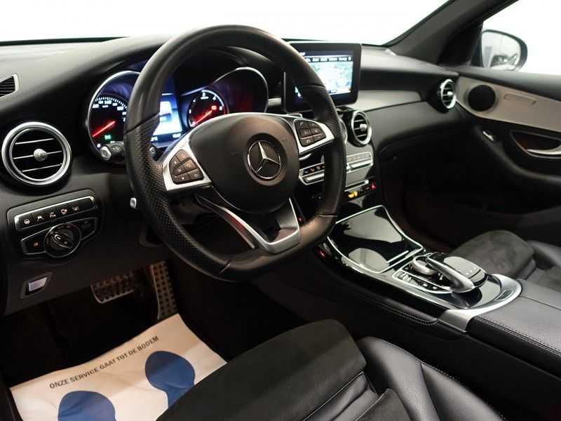Mercedes-Benz GLC 250D 4MATIC 9G- AMG Night Edition, Pano, Rijassistentiepakket,Leer, Full afbeelding 3