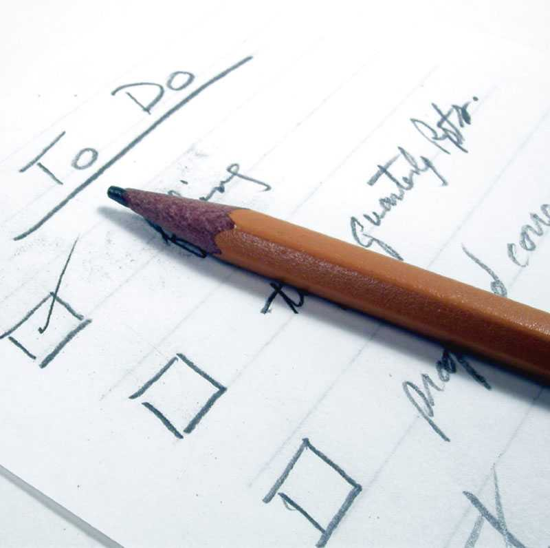 Tips for Being a More Productive Student