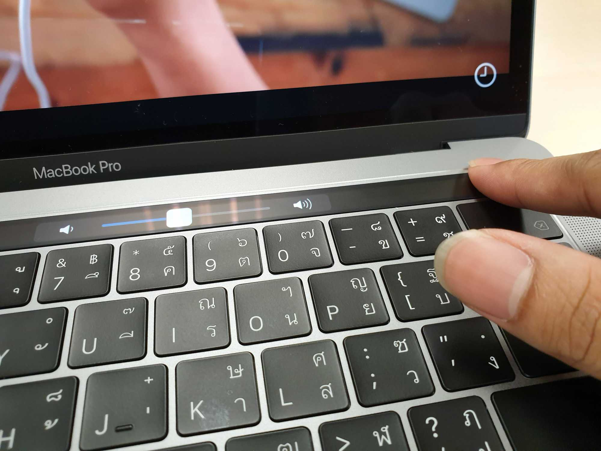 MacBook Pro 13-inch 2018 Touchbar
