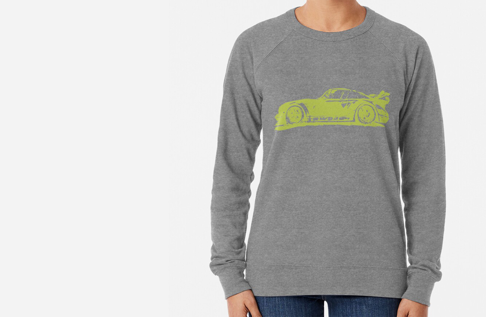 Women Lightweight Sweatshirts by thespeedart