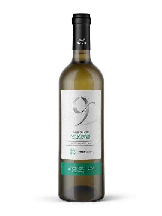 Λευκό Κρασί n°9 - 750ml