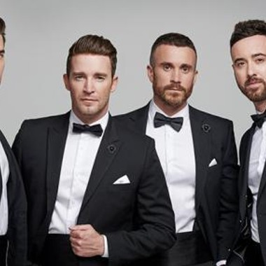 Doo-wop to old-school cool with million-selling group, The Overtones