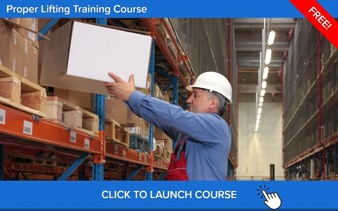 Free | Proper Lifting Training Course