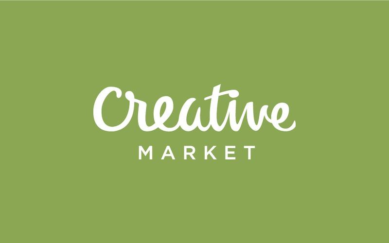 Autodesk & Creative Market logo
