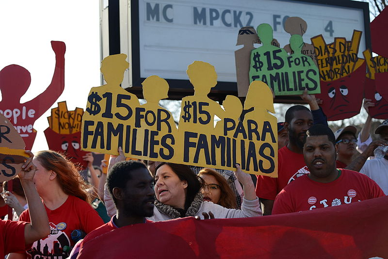 Minimum Wage Workers are Getting a Pay Raise, But It May Not Be Enough
