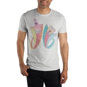 SpongeBob SquarePants & Patrick Star Short-Sleeve T-Shirt