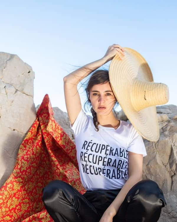 T-shirt Les Récupérables