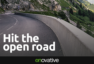 Auto Loan Postcard Template - Hit the Open Road
