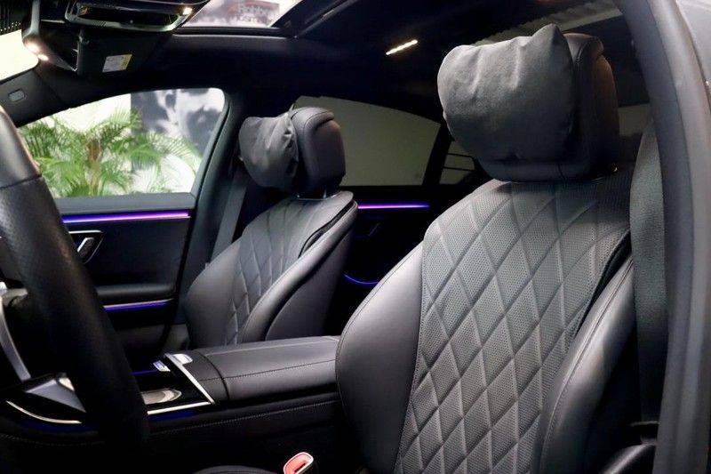 Mercedes-Benz S-Klasse 350d 4Matic Lang AMG Line  VOL Meedraaien as  afbeelding 11