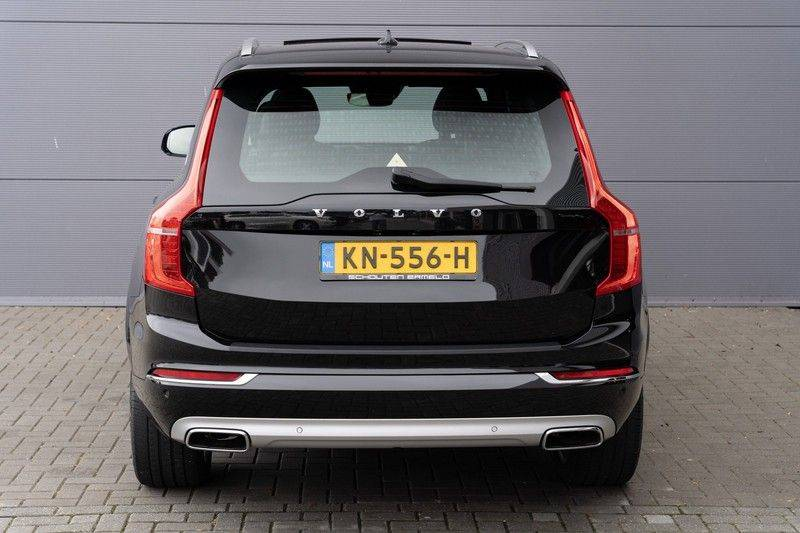 "Volvo XC90 2.0 D4 190pk AWD Inscription 7-pers. Pano Leer Camera 21"" afbeelding 12"