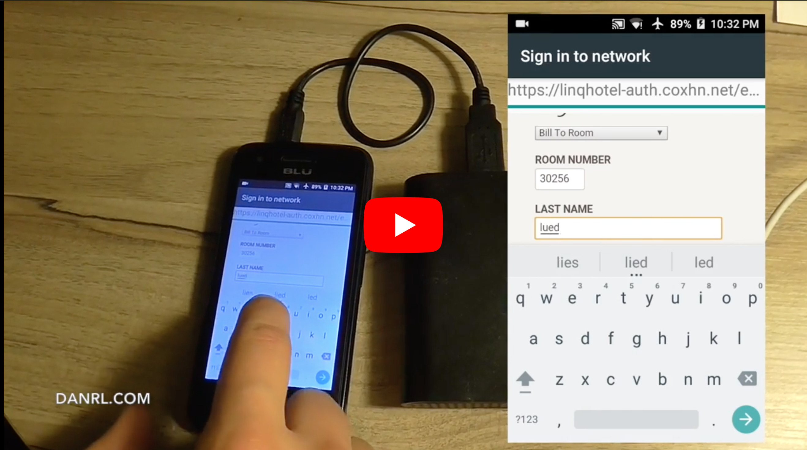 Building an encrypted travel wifi router - danrl com