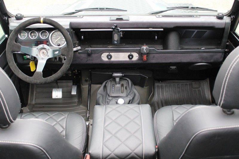 Land Rover Defender 110 Cabrio LS V8 aut. Uniek! afbeelding 7