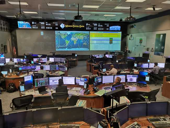 Mission command center