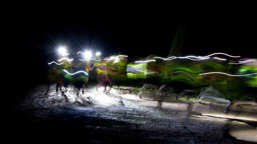 Löpare i natten