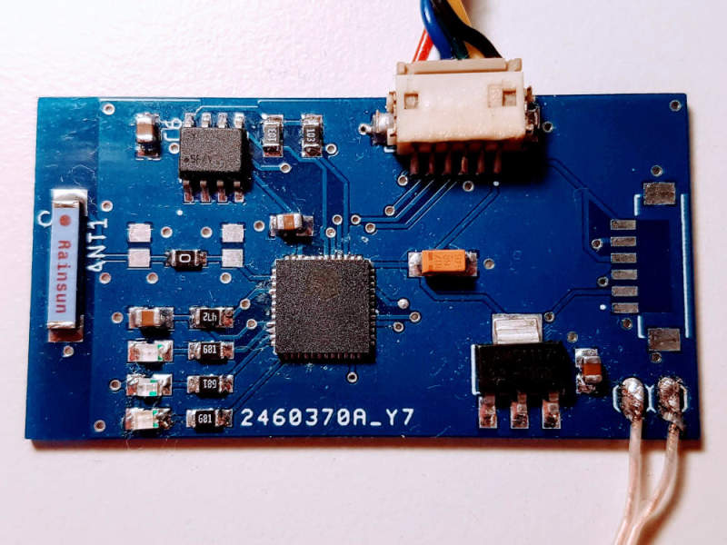 FIDO2 Authenticator device - first prototype