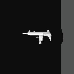XIII Uzi Minigun