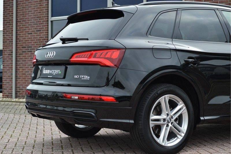 Audi Q5 50 TFSI e 299pk quattro S-Line Pano ACC Camera Lane-Side afbeelding 24