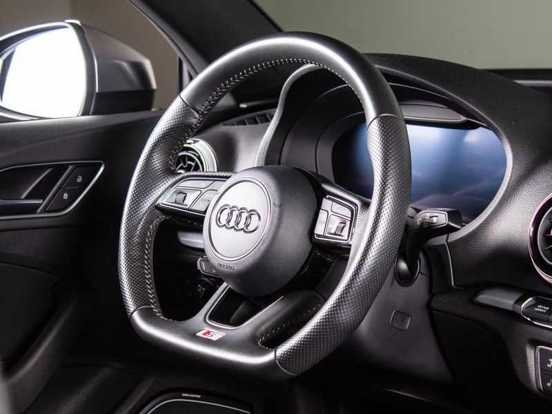 Audi A3 Cabriolet 2.0 TFSI S3 quattro Pro Line Plus   B&O Sound   Massagestoelen   LED   Virtual cockpit   Nekverwarming   afbeelding 25