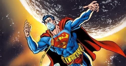 Superman Exilado No Espaco Ultimado do Bacon HQ