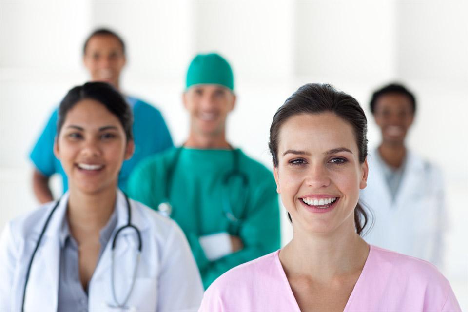 70 Prozent der Ärzte halten den Einsatz der MFA für sinnvoll