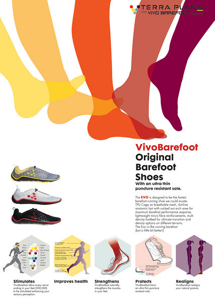 VivoBarefoot Evo Press Release