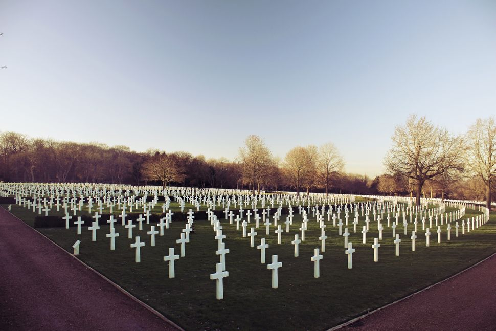 World War II Memorial Cemetary