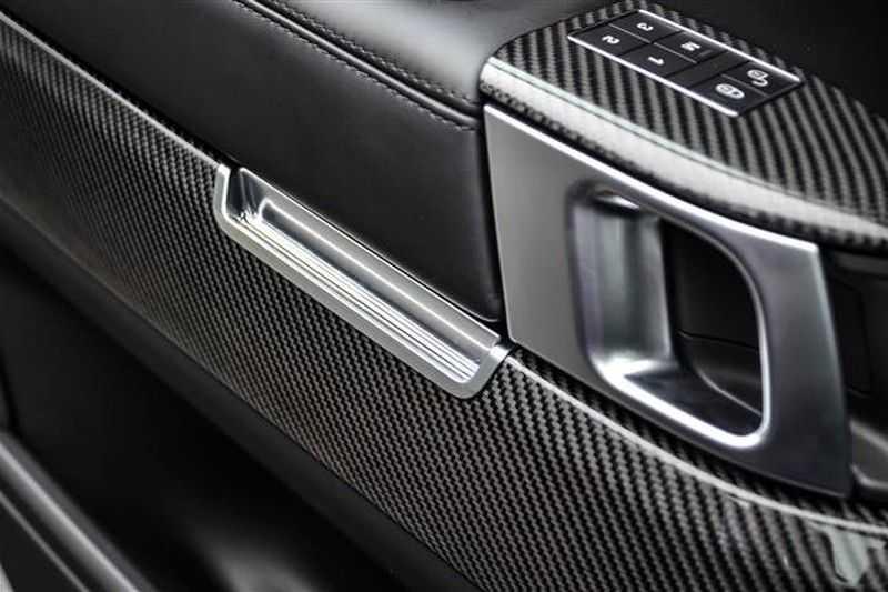 Land Rover Range Rover Sport 5.0 SVR CARBON+PANO.DAK+ACC+HEADUP NP.250K afbeelding 7