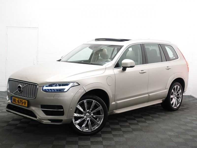 Volvo XC90 2.0 T8 Twin Engine 320pk AWD Inscription Aut- 7 Pers, Pano, Leer, Camera, Head-up, Full! afbeelding 21