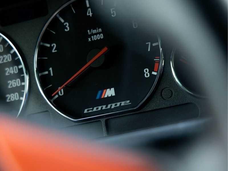 BMW Z3 Coupé 3.2 M Coupé afbeelding 21