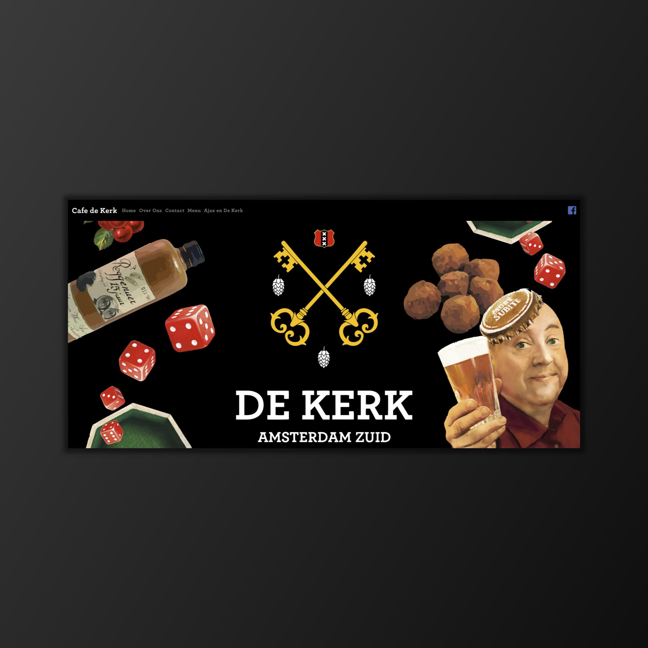 Cafe de Kerk