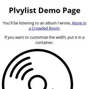 Plvylist is Now a Web Component