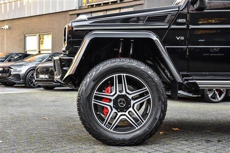 Mercedes-Benz G-Klasse G500 4x4² CARBON+SCH.DAK+AMG RIDE CONTROL afbeelding 11