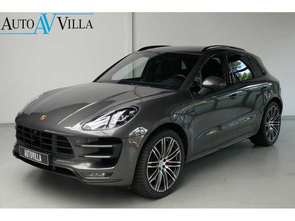 Porsche Macan 3.6 Turbo Performance - Burmester audio