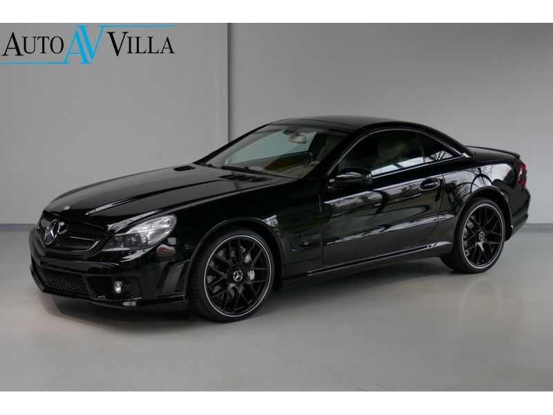 Mercedes-Benz SL-Klasse 600 - 65 ///AMG Black edition