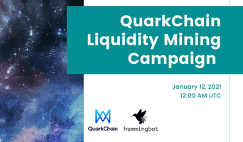 Launching QuarkChain Liquidity Mining Campaign
