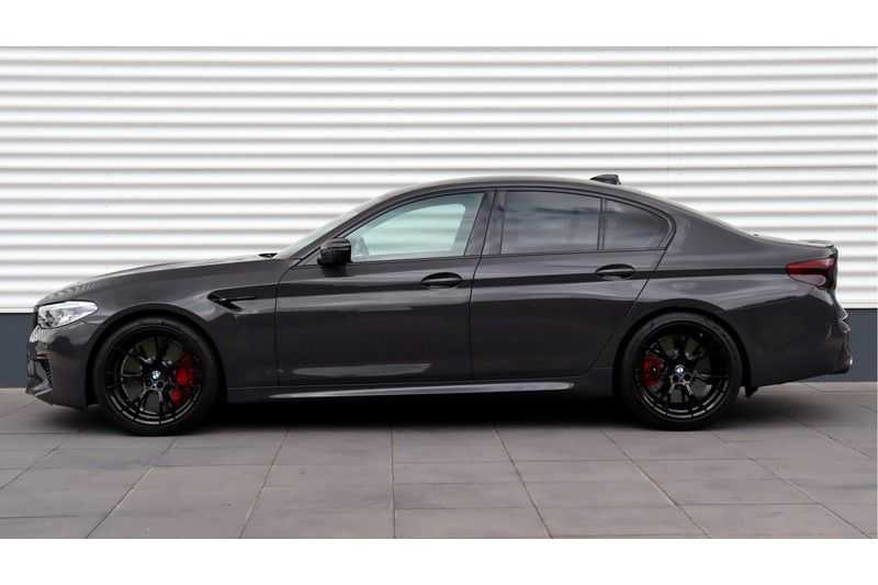 BMW 5 Serie M5 Competition Individual, Akrapovic, M Drivers Package afbeelding 6