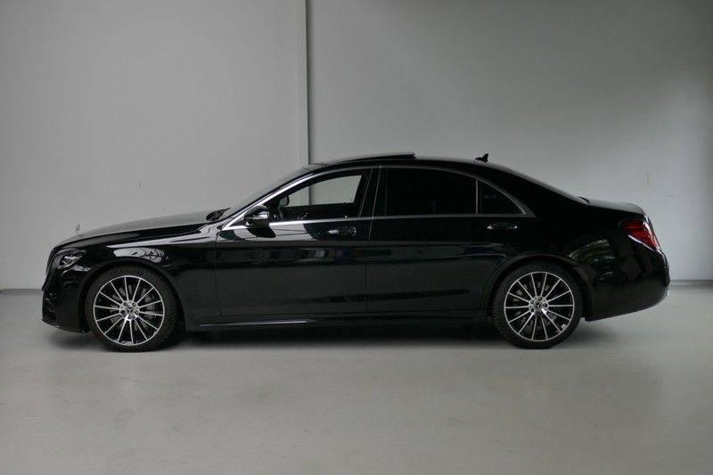Mercedes-Benz S-Klasse 560 4Matic Lang Premium Plus afbeelding 9