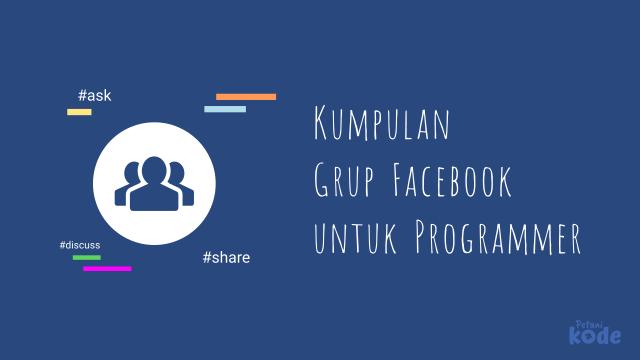 Kumpulan Group Facebook
