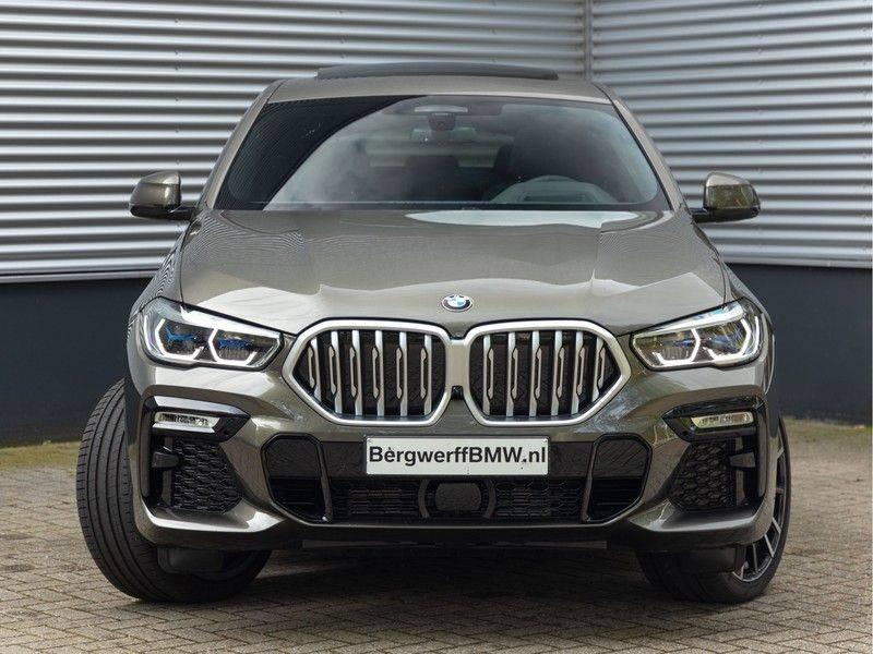 BMW X6 xDrive40i High Executive - M-Sport - Trekhaak - Head-up - Driving Ass Prof afbeelding 5