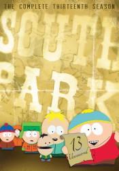 cover South Park - S13