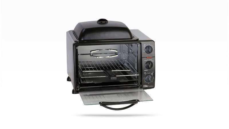 Maxi-Matic ERO-2008S Elite Cuisine Toaster Oven