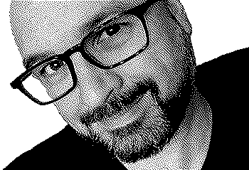 Portrait of the artist as a bald man
