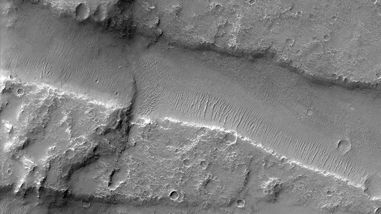 Martian Terrain - Psiu Puxa Wallpapers