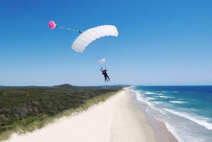 Skydiving Noosa