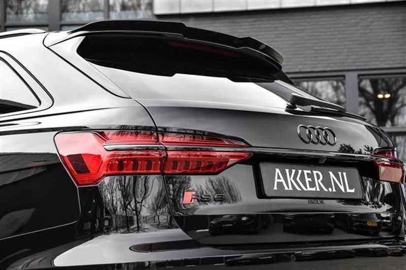 Audi RS6 AERO PAKKET+DYNAMIC PLUS+DESIGNPAKKET NP.240K afbeelding 19